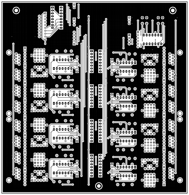 Top of the PCB Design